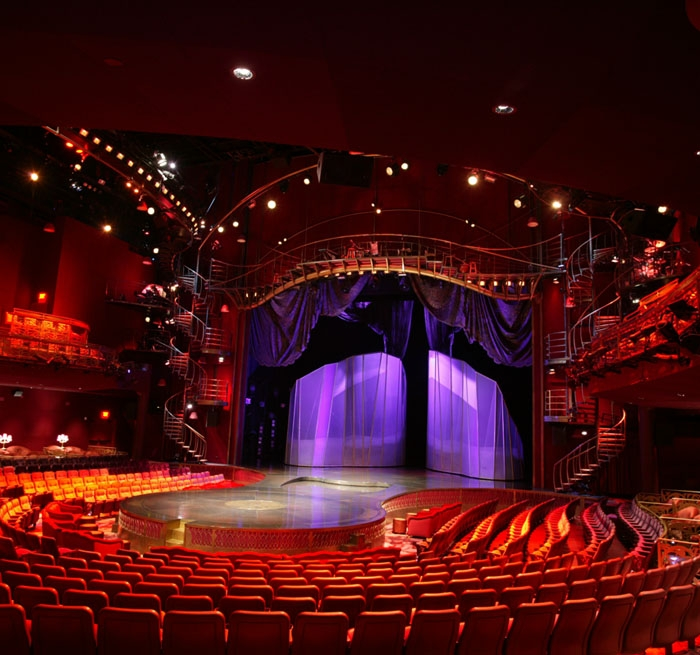New York New York Zumanity The Sensual Side Of Cirque Du