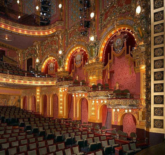 Emerson College Cutler Majestic Theatre Auerbach