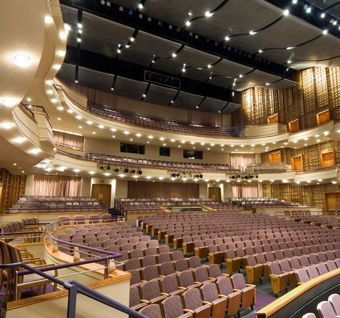 Professional Music Halls In Virginia Beach