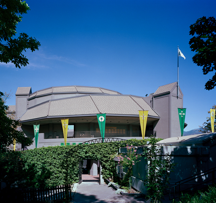 Shakespeare Festival Outdoor: Oregon Shakespeare Festival, Allen Elizabethan Theatre