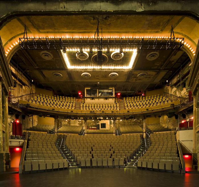 Brooklyn Academy Of Music Howard Gilman Opera House And