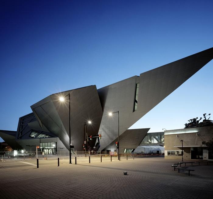 Denver Art Museum: Denver Art Museum, Lewis I. Sharp Auditorium