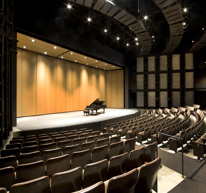 Napa Valley College, Performing Arts Center - Auerbach