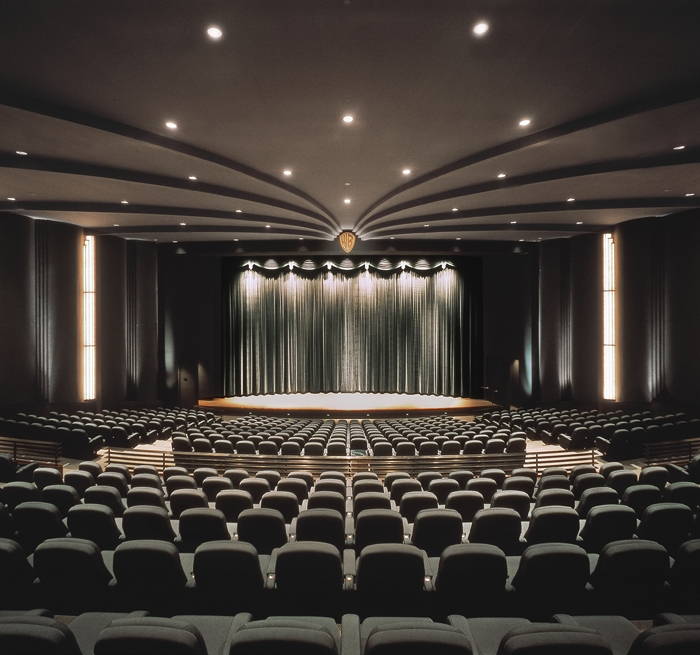 Warner Brothers Steven J Ross Theater Auerbach Consultants