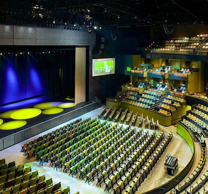 Agua Caliente Casino The Show Concert Theatre Auerbach
