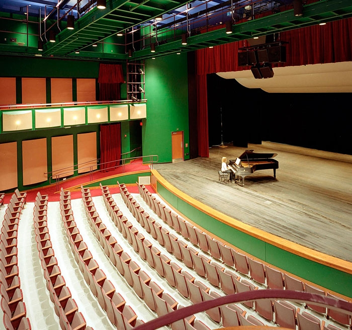 Center for the Creative and Performing Arts