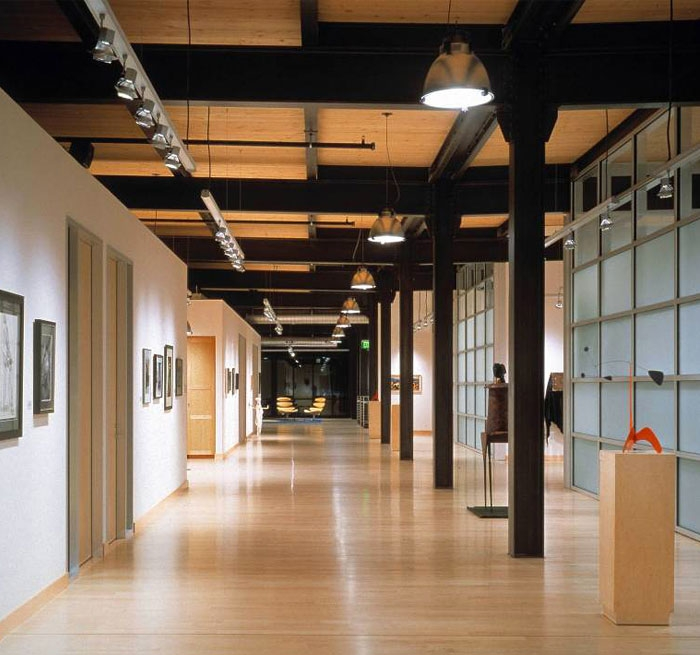 Pixar Animation Studios The Steve Jobs Building Auerbach Consultants