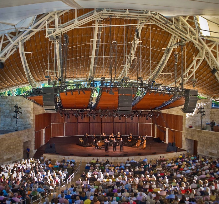 Sun Valley Music Pavilion