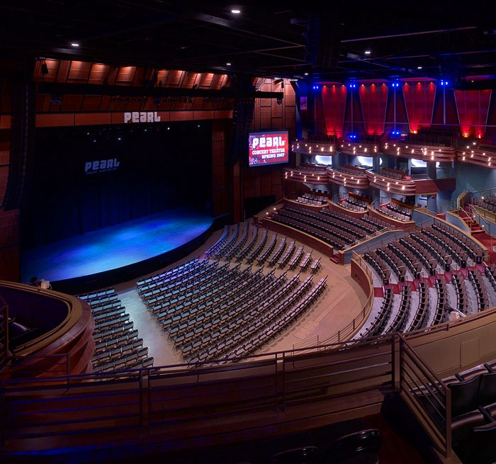 Palms Casino Resort The Pearl Concert Theater Auerbach