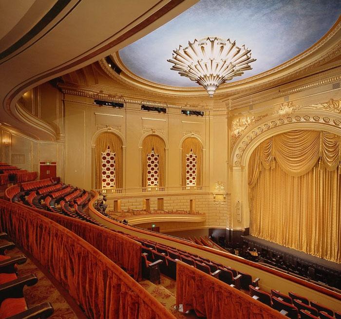 San Francisco War Memorial Opera House Renovation