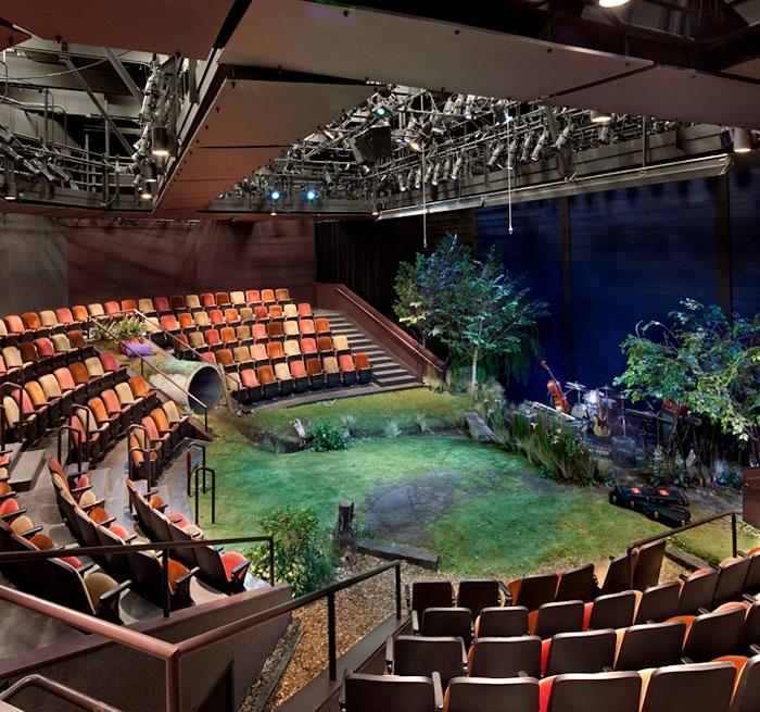 University of Washington, Floyd and Delores Jones Playhouse