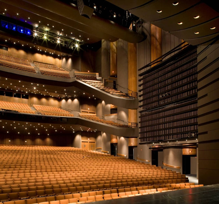 University of Texas, Austin, Performing Arts Center and ...