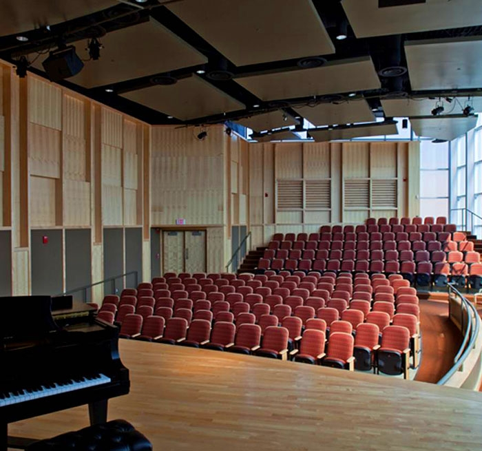 Washington College, Daniel Z. Gibson Performing Arts Center