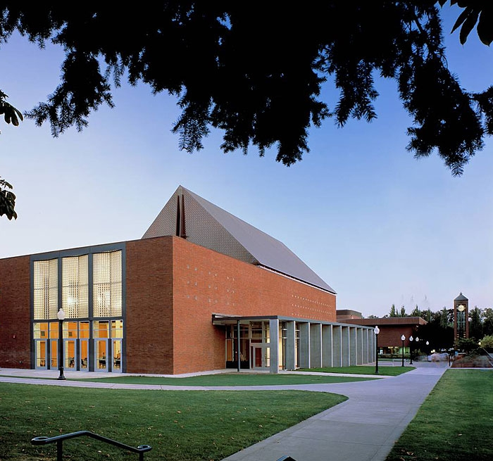 Willamette University, Mary Stuart Rogers Music Hall